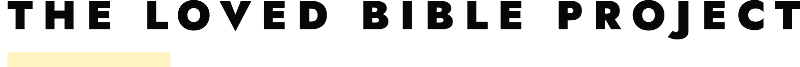 loved bible project logo