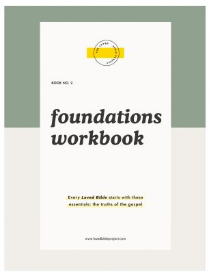 Foundations Workbook